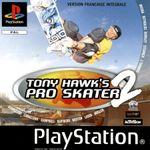 Jaquette Tony Hawk's Pro Skater 2