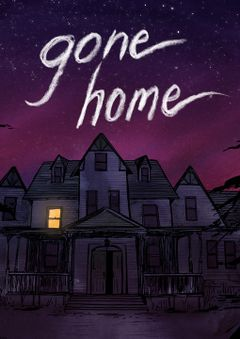 Jaquette Gone Home