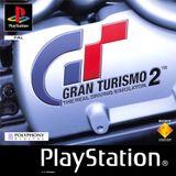 Jaquette Gran Turismo 2