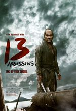 Affiche 13 Assassins
