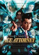 Affiche Ace Attorney