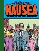 Couverture Nausea