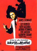 Affiche Autopsie d'un meurtre