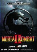 Jaquette Mortal Kombat II