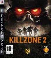 Jaquette Killzone 2