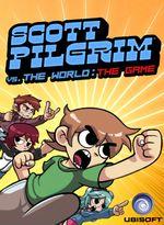 Jaquette Scott Pilgrim contre le monde : Le Jeu