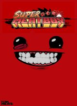 Jaquette Super Meat Boy