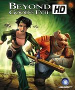 Jaquette Beyond Good & Evil HD