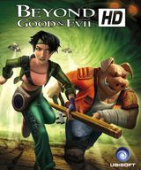 Jaquette Beyond Good & Evil HD