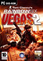 Jaquette Rainbow Six : Vegas 2