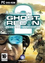 Jaquette Ghost Recon : Advanced Warfighter 2