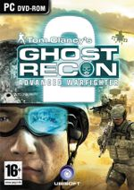 Jaquette Tom Clancy's Ghost Recon Advanced Warfighter 2
