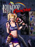 Jaquette Lollipop Chainsaw