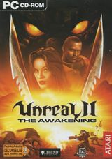 Jaquette Unreal II : The Awakening