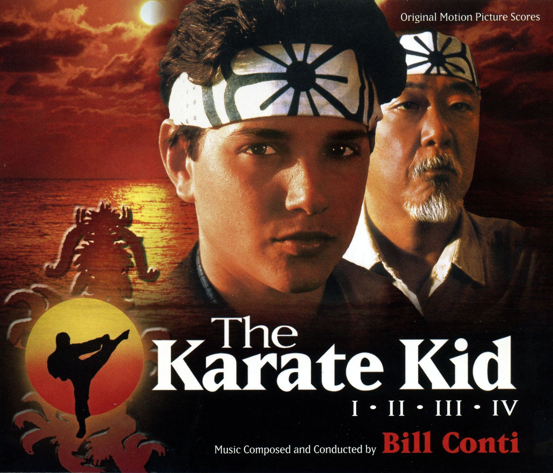 Pochette The Karate Kid I-<b>II-III</b>-IV (OST) - The_Karate_Kid_I_II_III_IV_Bande_Originale