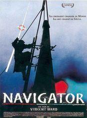 Affiche Le Navigateur : Une odyssée médiévale