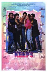 Affiche Playing for Keeps
