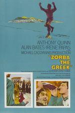 Affiche Zorba le Grec