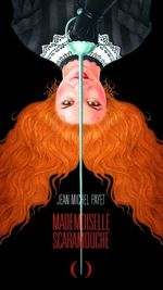 Couverture Mademoiselle Scaramouche