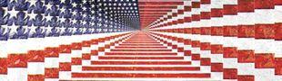 Cover Le drapeau des USA s'affiche au cinéma