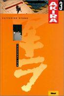 Couverture Les Chasseurs - Akira, tome 3