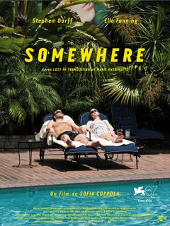 Affiche Somewhere