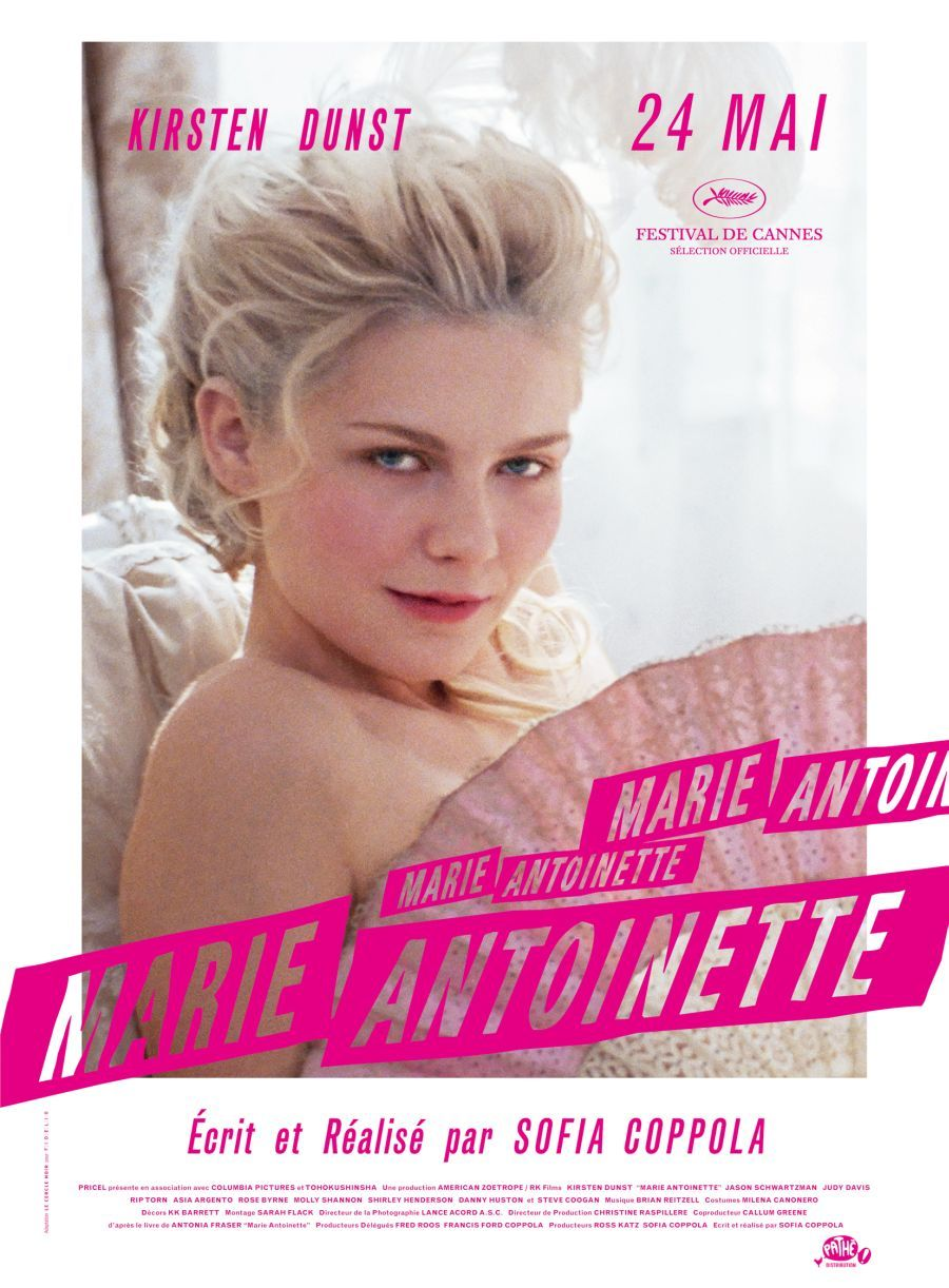 Marie-Antoinette - Film (2006) - SensCritique