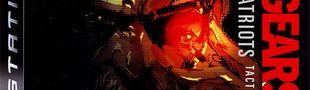Jaquette Metal Gear Solid 4 : Guns of the Patriots