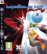 Jaquette WipEout HD Fury