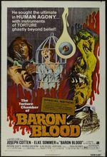 Affiche Baron Vampire