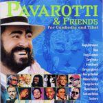 Pochette Pavarotti & Friends for Cambodia and Tibet (Live)