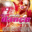 Pochette Absolute Dance Summer 2012