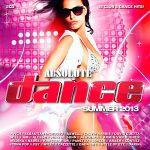 Pochette Absolute Dance Summer 2013