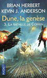 Couverture La Bataille de Corrin - Dune : La Genèse, tome 3