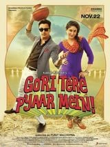 Affiche Gori Tere Pyaar Mein