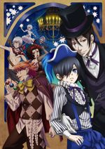 Affiche Black Butler: Book of Circus