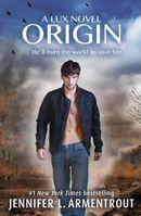 Couverture Origin (Lux - Book Four)