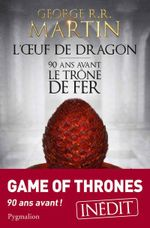 Couverture L'Œuf de dragon
