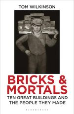 Couverture Bricks & Mortals