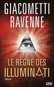 Couverture Le règne des Illuminati