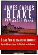 Couverture Red grass river