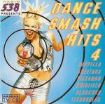Pochette 538 Dance Smash Hits, Volume 4