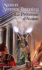 Couverture La Prêtresse d'Avalon - Le Cycle d'Avalon, tome 5