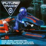 Pochette Future Trance 54