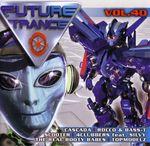 Pochette Future Trance 40