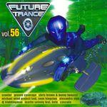 Pochette Future Trance, Volume 56