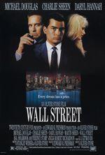 Affiche Wall Street