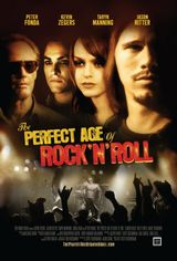 Affiche The Perfect Age of Rock'n Roll