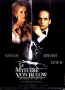 Affiche Le Mystère Von Bülow