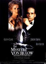 Affiche Le Mystère Von Bulow